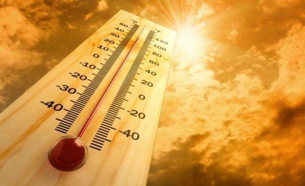 دمای هوای اصفهان به 40 درجه سانتیگراد می رسد