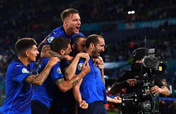 ترکیب ایتالیا و اسپانیا برای تقابل در نیمه نهایی یورو 2020