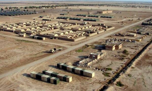 حمله به پایگاه عین الاسد در عراق