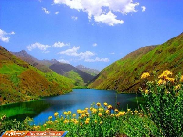جلسه سامان دهی خدمات رسانی به گردشگران دریاچه گهر