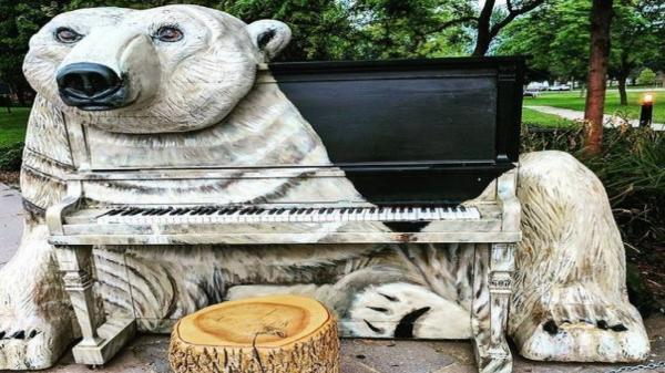 پیانو های عجیب و غریبی که شایسته نگهداری در موزه هستند