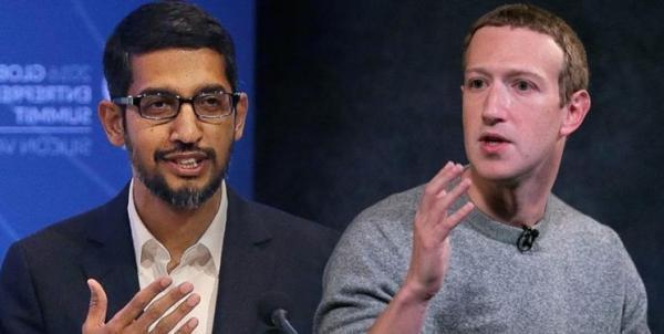 گوگل، فیس بوک و مایکروسافت رکورد هزینه لابی در اروپا را شکاندند